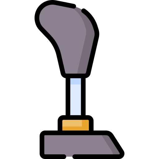 Gear stick icon